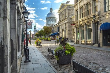 Montreal Scavenger Hunt: Magical Old Montreal