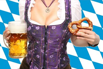 Oktoberfest Munich evening single table reservation 19.09.20 incl