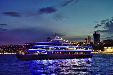 Dinner Cruise & Dance Shows on The Bosphorus