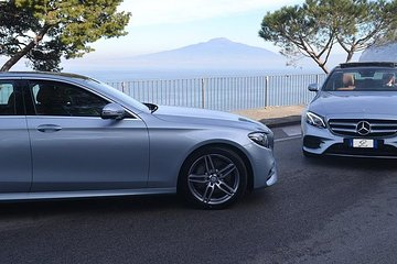 Private exclusive transfer from Naples airport to Sorrento Coast