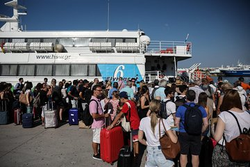 Skip the Line Ferry Tickets For All Greek Islands.