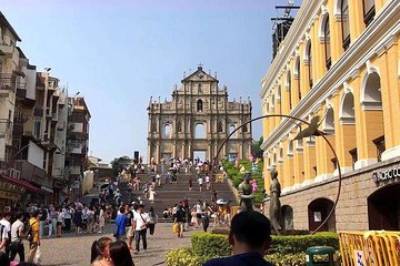 One Day Macau Group Tour From Hong Kong