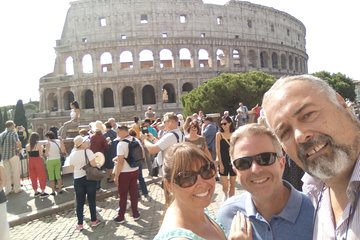 Rome Skip-the-Line Colosseum and Vatican Museums from Civitavecchia Cruise Port