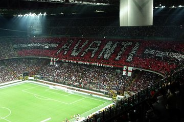 A real AC Milan GameDay with a Rossonero