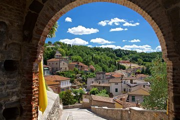 Assisi Perugia and Corciano Fullday from Florence WineTasting Included