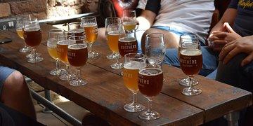 Craft Beer Tour around Manchester