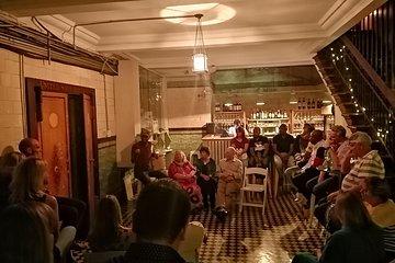 JoburgPlaces Secret Underground Storytelling Dinner