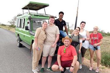 2-day safari in Tsavo East park