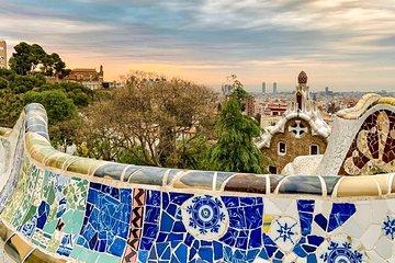 Park Guell & Barcelona Gaudi Quarter | Private visit (4H) | Private guide