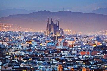 Girlfriend's shopping trip to Barcelona
