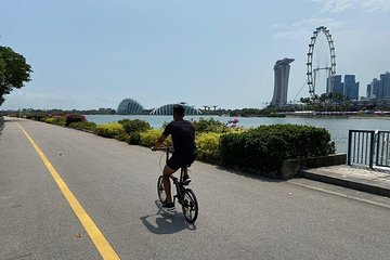 BikingSG Best of Singapore: Take in the sights on a relaxed audio cycling tour