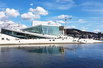 Oslo Fjord Cruise - New Eco Friendly Vessel - Departure from Oslo Opera House