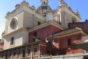 Sevilla, Art and Tradition: Salvador, Casa Pilatos & Metropol
