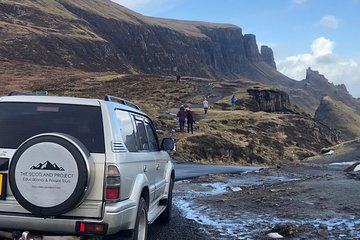 2 Days Private Tour Isle of Skye from Glasgow with Pick Up