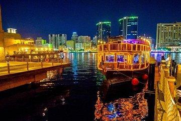 Dubai Marina Dinner Cruise Ticket Hotel Transfer Optional