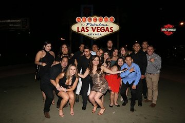 Private Party Bus Nightlife Tour