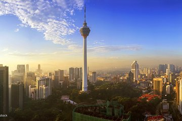 Skip the Line: KL Tower Entrance Ticket (Observation Deck Only)