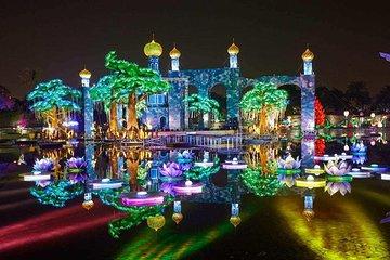 Dubai Garden Glow Ticket