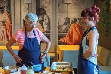 Greek Small-Group Athens Cooking Class & Dinner