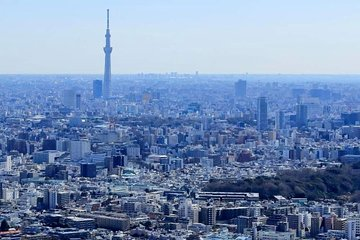 Sky Circus Sunshine 60 Observatory Admission Tickets in Tokyo