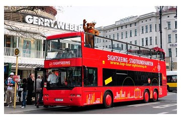 Berlin hop-on / hop-off bus tour with boat 48h tickets