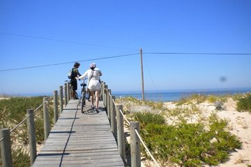 Cycling the Algarve's Ria Formosa from Faro