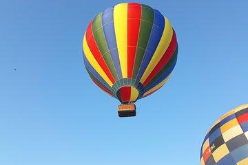 Volo in mongolfiera privato nel Chianti