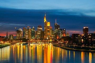 Frankfurt Airport (FRA) to Frankfurt am Main Private Transfer (Economy)