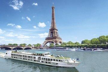 Paris City Tour by Seine River Cruise