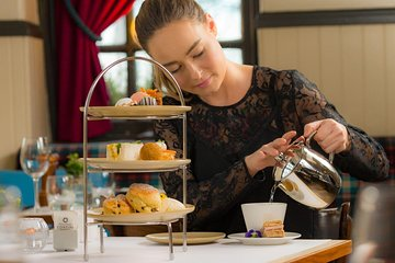 Afternoon Tea at Cannonball Restaurant & Bar
