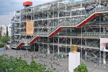 Pompidou Center Permanent Collections Visit (Priority access)