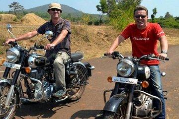 Mumbai Early Morning Motorbike Tour