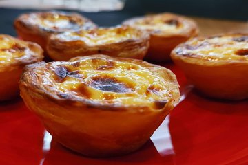 The magic of Pasteis de Nata cooking class in Lisbon