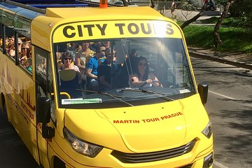 Prague City Sightseeing Travel Pass 24 hrs