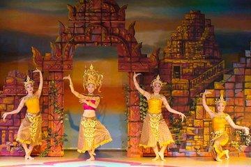Nopparat Thai Classical Dance & Restaurant Admission Ticket
