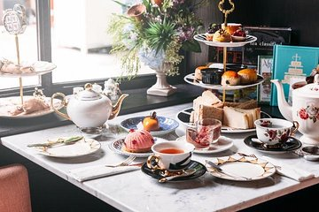 Bottomless Afternoon Tea - Cambridge