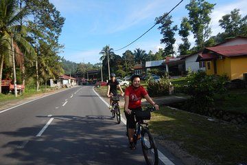 Cultural Riverside Cycling