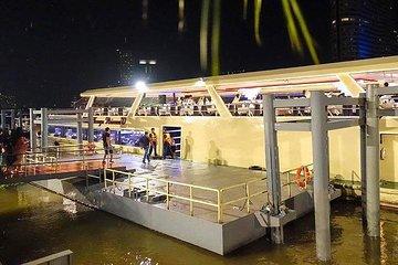 New Year Party : Chao Phraya Princess Dinner Cruise at Bangkok Admission Ticket