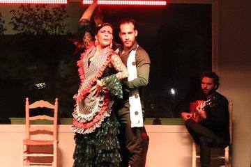 Espectáculo de Flamenco en el Tablao Flamenco La Cantaora Sevilla
