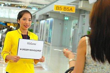Bangkok Suvarnabhumi Airport (BKK) Immigration VIP Fast-Track Service