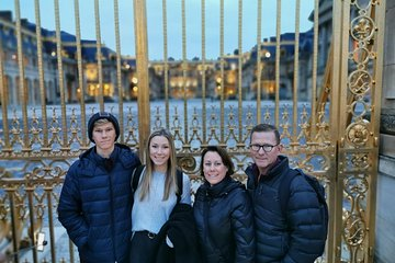 Versailles Private Half-Day Guided Tour with Hotel Pickup