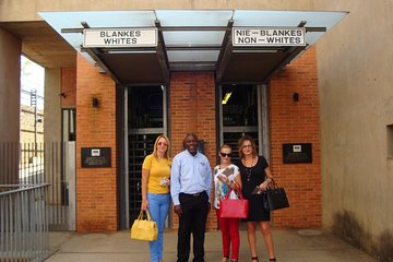 Apartheid Museum Tour from Johannesburg