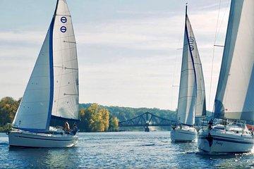 Sailing in Berlin. Sailing trip on the high seas yacht (3h)