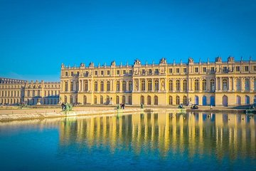 Versailles Full Day Private Guided Tour with Hotel Pickup