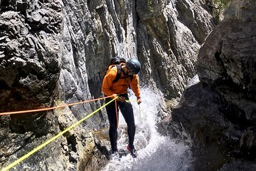 Canyoning - Ghost Canyon (Intermediate Level)