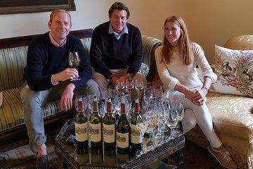Private Zesty White Wine Tour