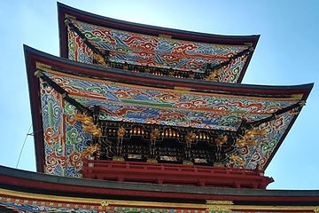 Half Day Trip near Narita Airport : Naritasan Temple