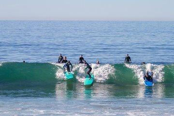 2-hour Surf Lesson in Laguna Beach