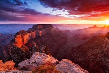 Grand Canyon Sunset Tour from Sedona