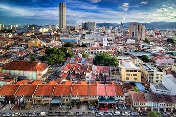 Krabi To Penang (Malaysia) by Air conditioner Van